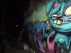 Conejo con Tempo & Hyper BH Brasil (Erica Chunli) Tags: street art argentina brasil graffiti li mural montana conejo chun rosario horizonte bh chunli belo ironlak