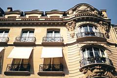 Balcony Envy in Paris (Paris in Four Months) Tags: paris france building architecture balcony balconies façade façadeparis