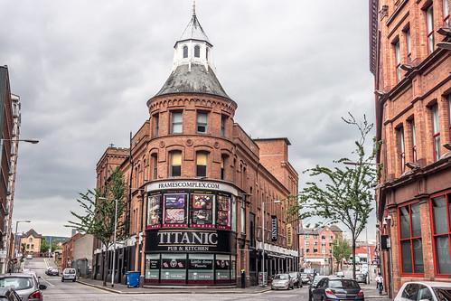 Titanic Pub & Kitchen - Belfast