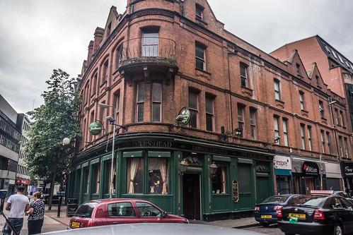 The Deershead Pub - North Street (Belfast)