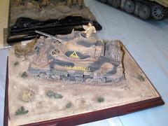 Sherman Tank (SHMR) Tags: northafrica shermantank ipmsnorthernmodelshow2012