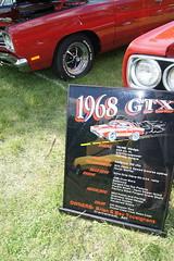 68 Plymouth GTX (Crown Star Images) Tags: park county cars car minnesota fairgrounds big midwest head plymouth block 1968 hemi mopar six mn dakota eight slant wedge sixty nineteen 68 wpc walterpchrysler mopars pentastar chryslercorporation nineteensixtyeight