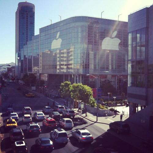 Apple WWDC 2012 teaser