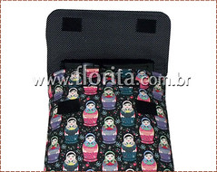 REF. 0142/2012 - Case para Notebook Matrioskas (.: Florita :.) Tags: notebook matrioska netbook ipad capanotebook bolsaflorita casenotebook bolsanotebook caseipad bolsacasenoteenetbook bolsanetbook casenotebookemtecido caseemtecido casematrioska