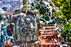 Summer Time, And The Living Is Easy (hbmike2000) Tags: water fountain hydrant nikon disneyland disney d200 splash toontown hcs clichesaturday hbmike2000