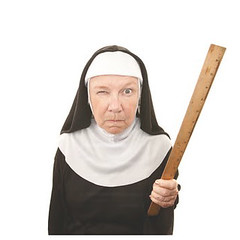 nun at catholic school (www.audio-luci-store.it) Tags: school girls boys students female children fun chalk hands education catholic classroom sister board grade teacher several question learning teaching behind chalkboard blackboard primary elementary interaction gradeschool