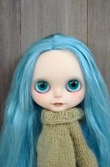 Ilil's new girl