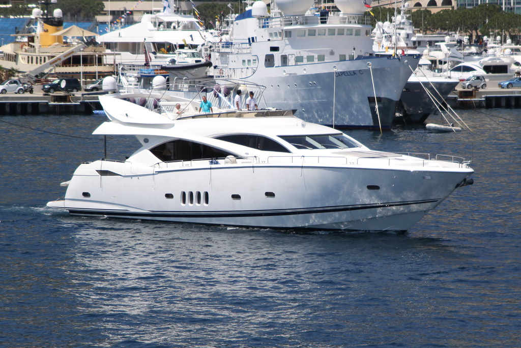 Tickety Boo (Sunseeker 82 Yacht)