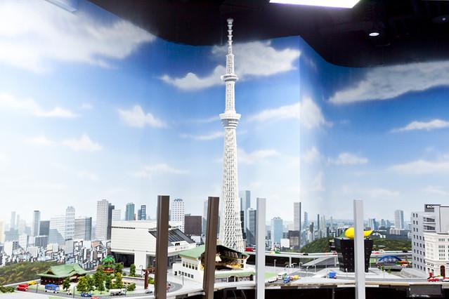 東京台場デックス東京ビーチ的LEGOLAND樂高樂園