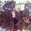 Shootin hoops - SXSW