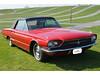 Ford Thunderbird Convertible ´66 Verdeck