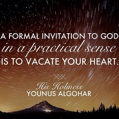 Quote of the Day: A Formal Invitation to God... (Mehdi/Messiah Foundation International) Tags: mountain square heart god space empty formal philosophy invitation quotes squareformat mindfulness meditation enlightenment universe recognition pure cosmic cosmos mystic enlightened contemplation selfrealization ideology purity realisation purify purification godly mysticism vacate realization divinelove selfrealisation iphoneography instagramapp uploaded:by=instagram younusalgohar