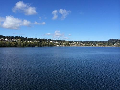 Bay vor Nanaimo