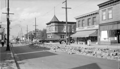 Commercial Drive - Our main streets (Heritage Vancouver) Tags: heritage vancouver top10 grandview commercialdrive development thedrive streetcartracks napierstreet vancouverarchives