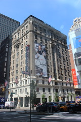Ameritania Hotel, Times Square (New York Big Apple Images) Tags: hotel manhattan timessquare theatredistrict