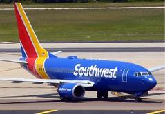 Southwest - N703SW - B737-7H4 (Charlie Carroll) Tags: tampa florida tampainternationalairport ktpa