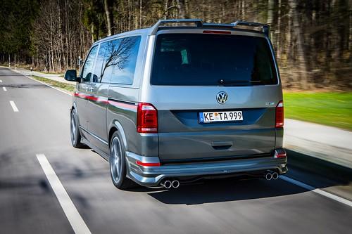 Volkswagen Transporter 120 Years Edition от ABT Sportsline