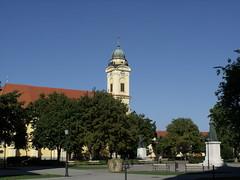 Great Calvinist Church, Szentes, Hungary (The Broccoli) Tags: church hungary ungarn szentes hungria ungheria magyarorszg hungra hongarije hongrie