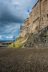 Veiw over Edinburgh from Edinburgh Castle. (haywardk49) Tags: uk england people raw nef yorkshire wideangle northumberland d750 jpg fullframe scotish stotland