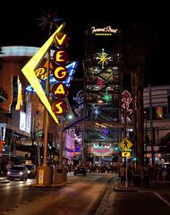 Fremont Street Experience Tower (disneymike) Tags: vegas sign night nikon downtown lasvegas nikkor fremontstreet d4 fremontstreetexperience downtownlasvegas 50mmf14g