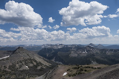 """View from Avalanche Peak • <a style=""""font-size:0.8em;"""" href=""""http://www.flickr.com/photos/63501323@N07/26903512476/"""" target=""""_blank"""">View on Flickr</a>"""