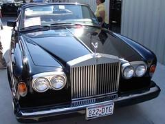 Rolls-Royce 1986 Corniche convertible (D70) Tags: usa texas engine rollsroyce corniche l 1986 fredericksburg v8 675 ohv l410