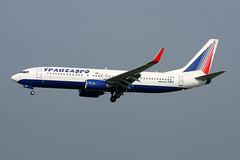 Transaero Airlines Boeing 737-85P EI-RUB (Kambui) Tags: airplanes planes frankfurtammain aviones avions flugzeuge rheinmain  avies eddf aeroplani kambui transaeroairlines  eirub
