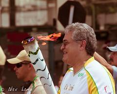 Tocha Olimpica / Antorcha Olimpica (Alex Lanz) Tags: manaus jogos amazonas olimpiada rio2016