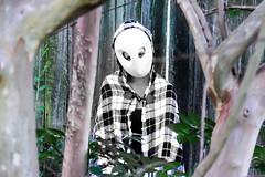 Day 157 (rendezvousnu) Tags: eulalie projecteulalie project365 batman gotham courtofowls mask owls portrait portraits