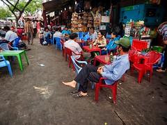 Lunch time , Chinatown | Ho Chi Minh (-Faisal Aljunied-) Tags: chinatown vietnamese streetphotography vietnam saigon streetfood hochiminh cholon faisalaljunied