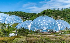 The Eden Project 3 (Jon Sharp) Tags: flowers project architechture cornwall eden biodome the biome