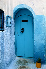 IMG_3701 (rachel_salay) Tags: city blue morocco chefchaouen