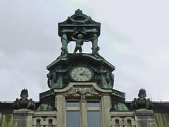 010 clock (jasminepeters019) Tags: clock europe time clocktower timepiece europetrip ticktock 100shoot