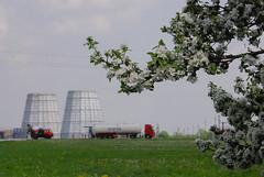 Industrial spring-4 (algimantas_tirlikas) Tags: chimney tree landscape spring may pipeline rafinery