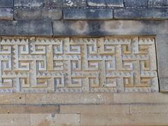 Mitla (pov_steve) Tags: mexico ruins mosaics mitla mixtec zapotec oxaca friezes precolumbianarchitecture