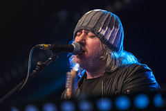 Badly Drawn Boy @ Lunar Festival 3 (preynolds) Tags: musician music hat festival rock closeup concert birmingham raw dof singing stage gig livemusic noflash singer indie microphone beanie alternative frontman mark2 stagelights soloartist damongough tamron70200 canon5dmarkii counteractmagazine tamronsp70200f28divcusd lunarfestival2016