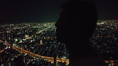 Osaka Marriott Miyako Hotel, Abeno Harukas (5) (Planet Q) Tags: japan marriott osaka marriottmiyakohotel