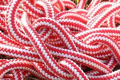 914 of 1096 (Yr 3) - Rope snakes (Hi, I'm Tim Large) Tags: red white canon rope stack pile stm 40mm length timlarge tacraftphotography tacrafts timothylarge 5dsr