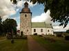 . (S_Artur_M) Tags: skåne schweden sverige travel church sweden reise lumix panasonic kirche graveyard architecture christianity tz10