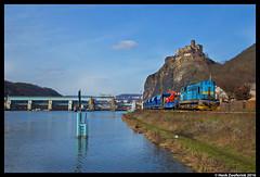 IDS Cargo 740 518, st nad Labem 04-03-2016 (Henk Zwoferink) Tags: cargo henk ids nad tsjechi labem d st stnadlabem zwoferink