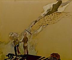 portugal expression lisbon belem popart davidhockney centroculturaldebelem britishpopart englishpainter berardocollection artgalleryandmuseums creativeartphotography pintoringlês peintreanglais