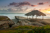 Bathe in the Color of Sunset (Nick Chill Photography) Tags: california sunset seascape clouds photography nikon sandiego fineart scenic lajolla tikihut stockimage windanseabeach d300s tokina1116mm nickchill