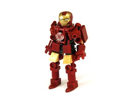 Iron Man (Cam M.) Tags: boss man cool iron lego awesome ironman marvel epic mecha avengers mech moc