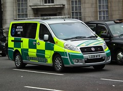 UKSAS 99 (kenjonbro) Tags: uk panorama london silver fiat cloudy trafalgarsquare overcast ambulance medical 99 service 2008 ml charingcross response unit 140 swb scudo mjet kenjonbro fujifilmfinepixhs10 fujihs10 medicalresponseunit lg08wtr ukspecialistambulanceservices
