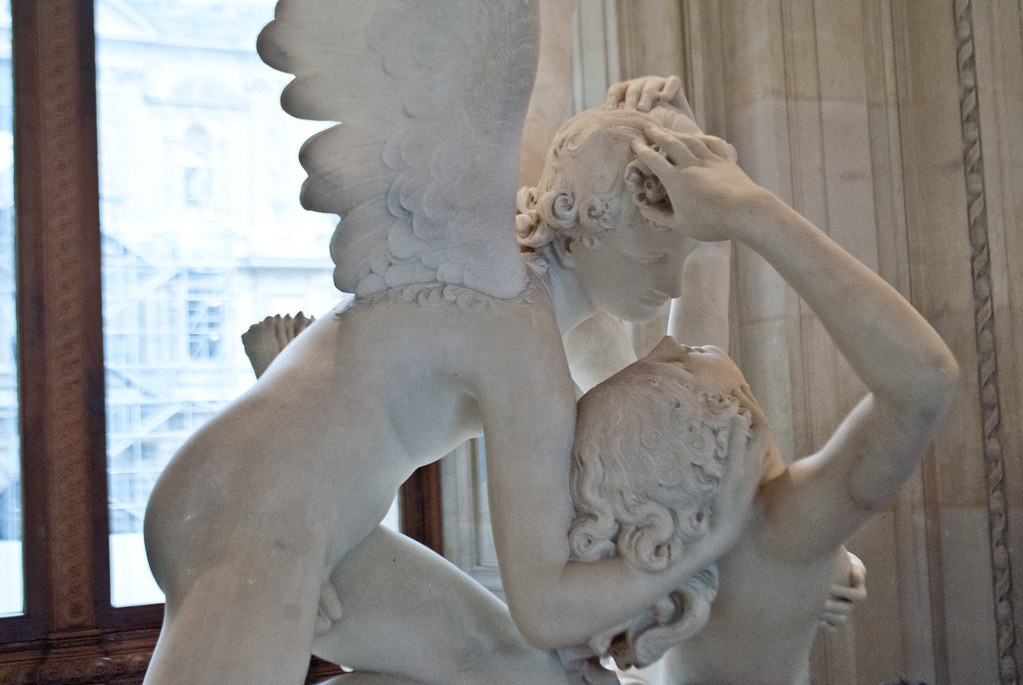 The World's Best Photos of canova and psique - Flickr Hive Mind