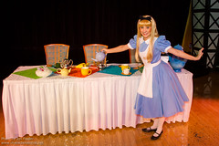 DCL Mar 2012 - Tea with Alice