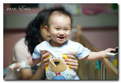 ((eric)) Tags: leica family baby happy sony taiwan v3   freshwater  e60    noctiluxm50mmf1  nex5n hackring