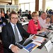 EPP Group Bureau Meeting   l-r: Bendt Bendtsen MEP...