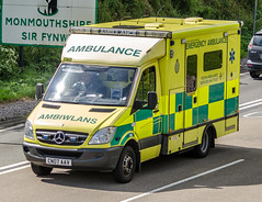 Welsh Ambulance Service (Mark Hobbs@Chepstow) Tags: uk coastguard rescue wales digital fire nikon escape transport blues police ambulance burn copper guns nikkor dslr emergency avon siren baton chepstow arrest bluelight gwent firebrigade response tazer firearms lightroom 999 bullhorn firerescue monmouthshire bulwark lightbar rotator thornwell pcso markhobbs nikond7000 nikond3100 welshambulance a466chepstow markbusa