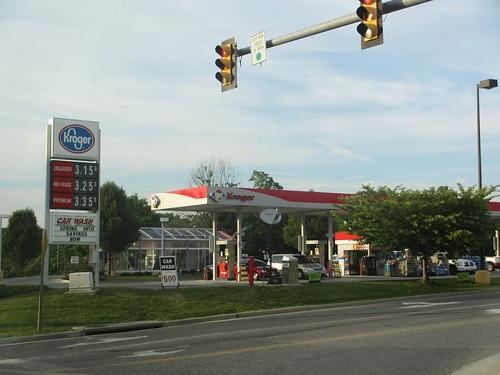Kroger Christiansburg Va >> Kroger Fuel Center And Car Wash Christiansburg A Photo
